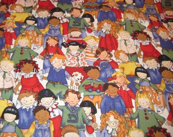 Multi Culti Class -- Alexander Henry Fabric Collection - Quilter Quality Fabric -OOP