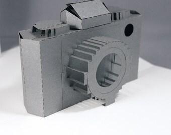 camera popup  card