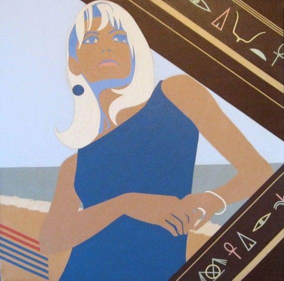 karen phillips singer from brasil 66 painting