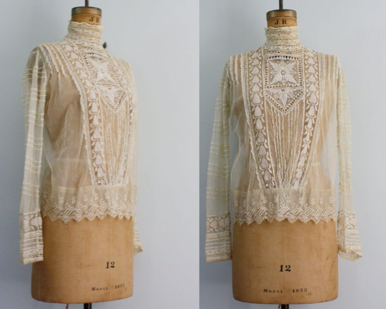 Victorian Vintage Blouse 23