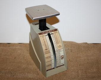 Vintage Pelouze Postal Scale Model P-2