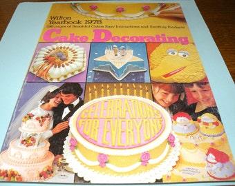 1978 Wilton Yearbook of Cake Decorating