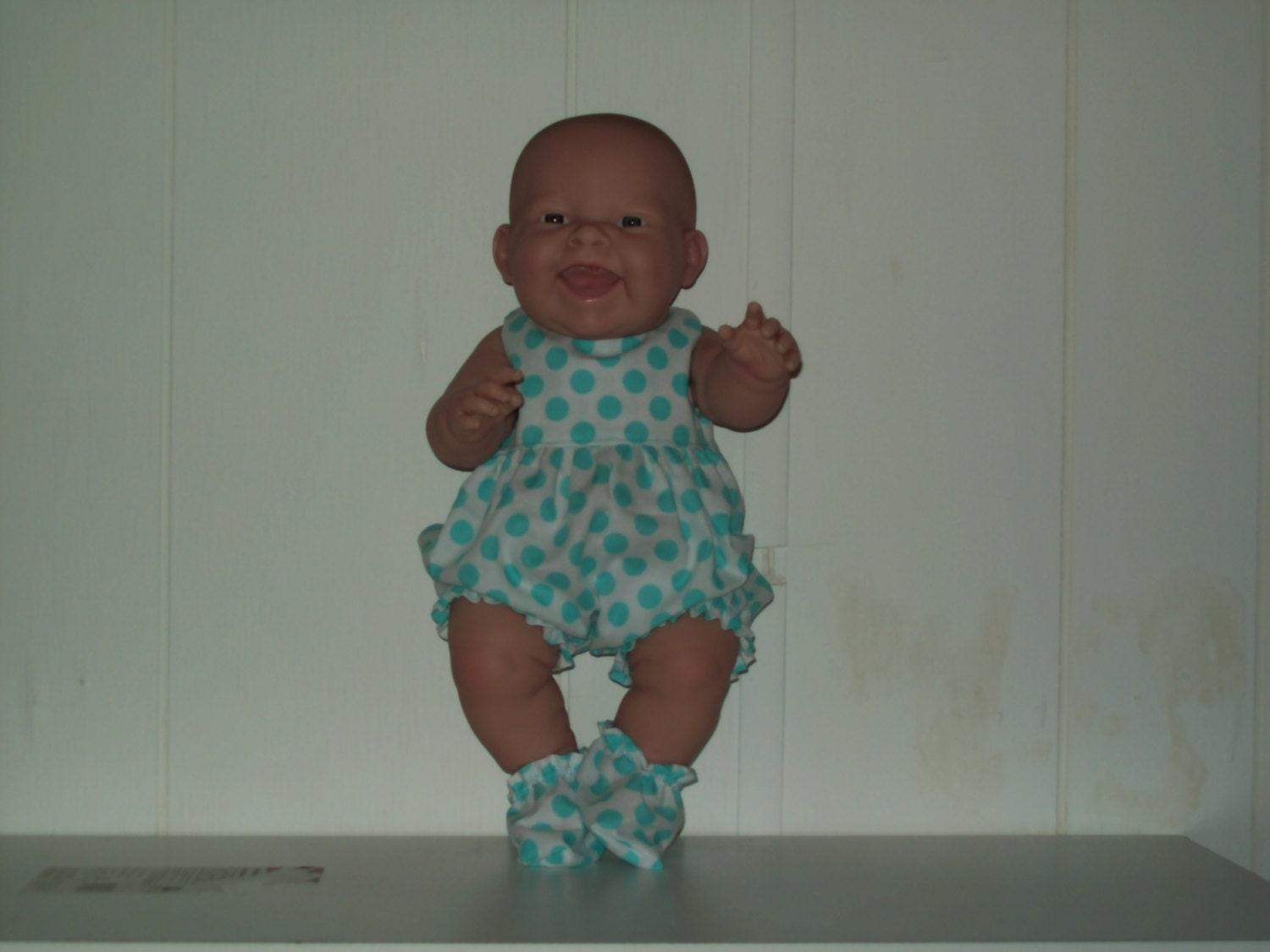 Baby Alive And Waldorf Doll Clothes Adorable Romper and