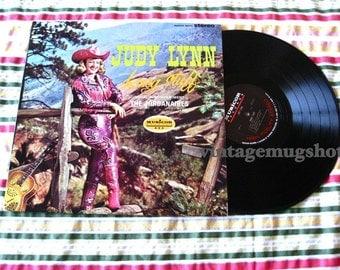 NM- Judy Lynn Honey Stuff 1966  LP  Vintage  Vinyl   Lp Musicor  Elvis The Jordanaires Album