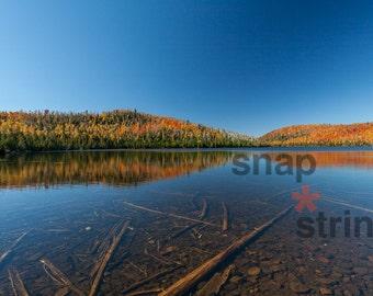 Nipisiquit Lake - Tettegouche State Park, MN