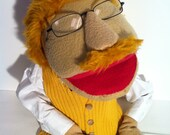 """Dashing Custom-Made """"Muppet Style"""" puppets (with legs)"""