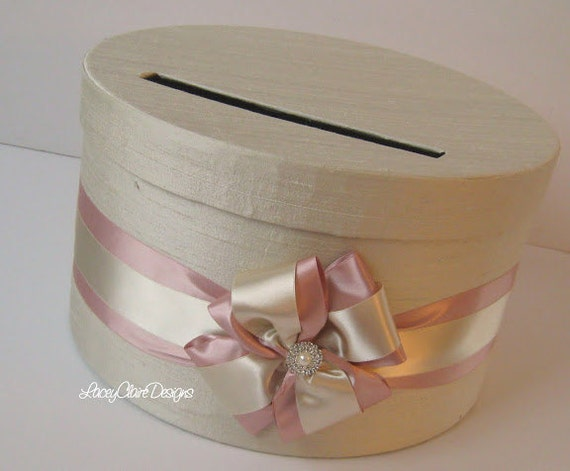 Wedding Card Box Money Holder - Custom Made