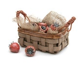 Farm Fresh Strawberry Basket