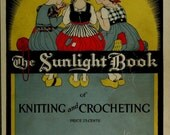 The Sunlight book of knitting and crochet 1915 PDF EBook