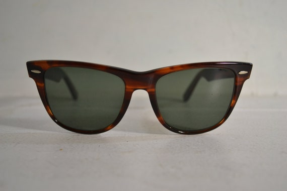 Ray Ban Aviator Sunglasses Gold Brown Smokey « Heritage Malta 809037effb6