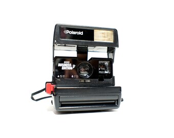 Polaroid Camera Business Edition 2 - Film Tested Working