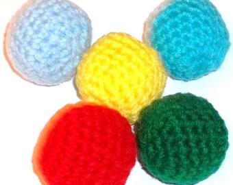 2 Catnip Toy Small Balls