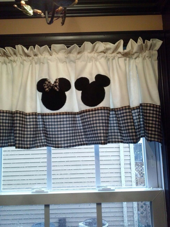 mickey mouse bedroom curtains mickey and minnie mouse curtain valance 16182