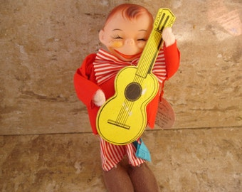 Extremely Nice Vintage Kutie Karakters Doll by Goldco