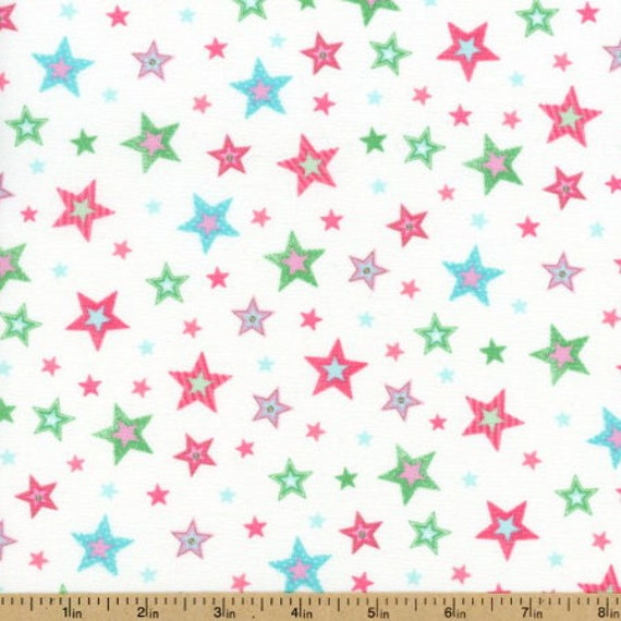 A Bunch Stars Cotton Fabric Sewing Craft Supplies Home Decor Quilting Spring Cotton Prints From