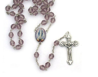 Catholic Rosary Miraculous Medal Blessed Mother