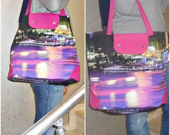 Carry Bag  /hobo or tote / Shoulder Bag/Messenger Bag /Laptop Bag / Diaper Bag / Travel Bag
