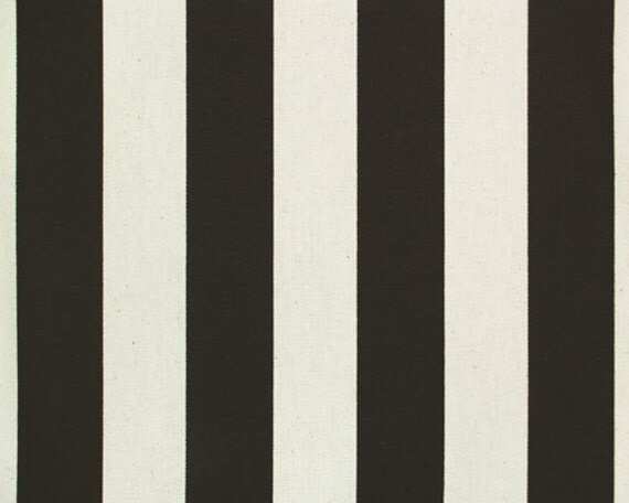 Custom Tablecloth Black And White Canopy Stripe 54 X