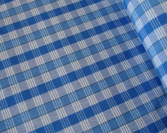 Waverly Plaid Fabric Etsy