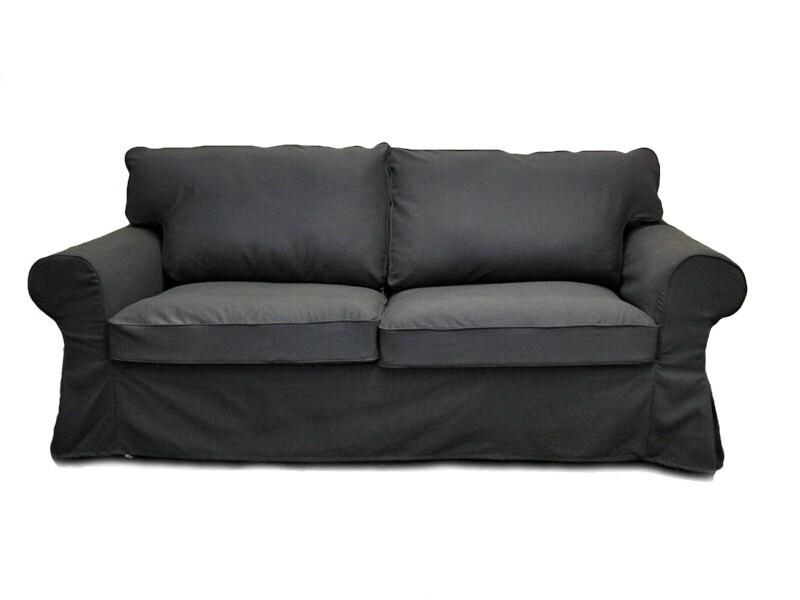 Custom Ikea Ektorp Sleeper Sofa Sofa Bed By Freshknesting