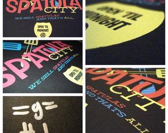 Spatula City - UHF print