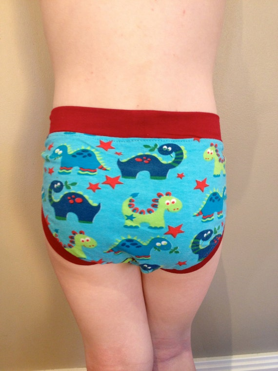 PDF Pattern Boys Underwear Briefs Size 2-7