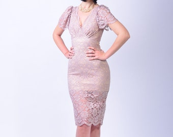 Teona lace  dress