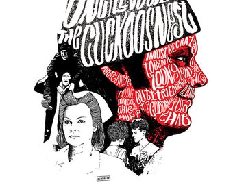 One Flew Over the Cuckoos Nest film poster