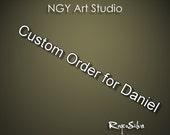 90 x 40 Custom Painting
