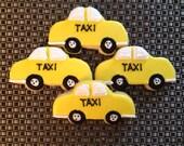 2Dz Taxi Sugar Cookies + Rush fee
