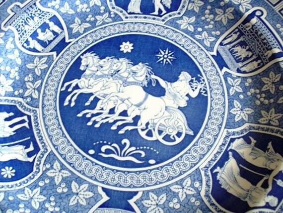 Spode Blue Room Greek Collection