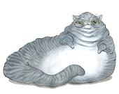 Jabba the Catt