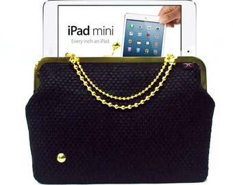 IPad Mini case - Black Gold - Duchess Case for Mini iPad