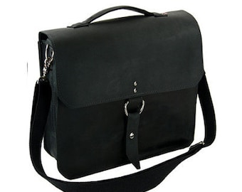 "10"" Black Midtown Brooklyn iPad Tablet Bag"