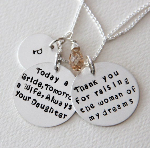 Mother Of The Bride Jewelry: Mother Of The Bride Necklace Mother Of The Bride Jewelry