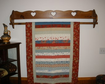 Quilted Bed Runner/Table Runner