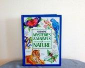 On Sale Vintage Children's Mysteries Marvels of Nature