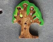 Amy's Kabbalah tree.