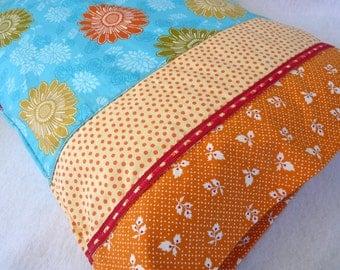 Decorative standard pillow case