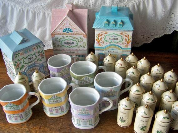 Vintage Lenox Village Collection RESERVED T JACKIE