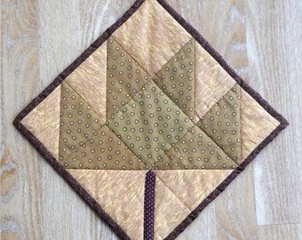 Petite Maple Leaf Wall Hanging