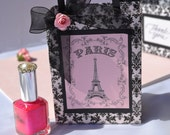 Paris party favor bags for any occasion