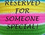 RESERVED FOR MARY - Crochet Scrubbies with Crochet Basket - Set of 7 - Yellow & Green - 100% Cotton