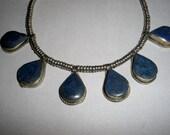 Lapis Gemstone Necklace