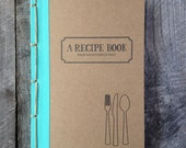 Made To Order Personalized Recipe Book-Choose Your Own Binding Color- As Featured in Do It Yourself Magazine