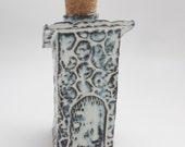 Handmade House Stoneware Soap Pump Dispenser