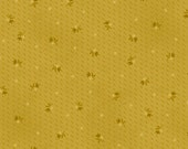 1 Yard of Seeing Stars Gold Flower by Buggy Barn for Henry Glass