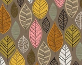 I Love Leaves, limited edition giclee print