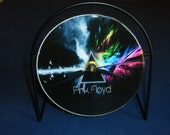 Pink Floyd Dark Side Of Moon Recycled CD Clock Art