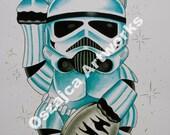storm trooper Maneki Neko